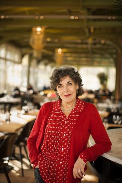 Hanneke Groenteman, Panelvoorzitter van The Next! Foto: Rogier Veldman